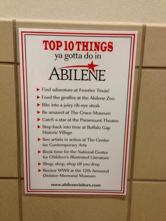 07.18 Exploring Abilene
