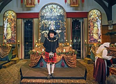 Glen Eyrie Madrigal Banquet