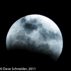 Total Lunar Eclipse - Dec 10, 2011