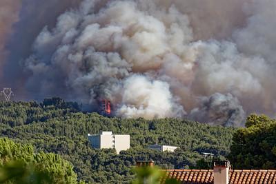 Incendie 8 aout 2020