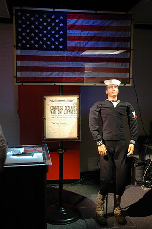 City Tech at 60 - WWII Interactive Display