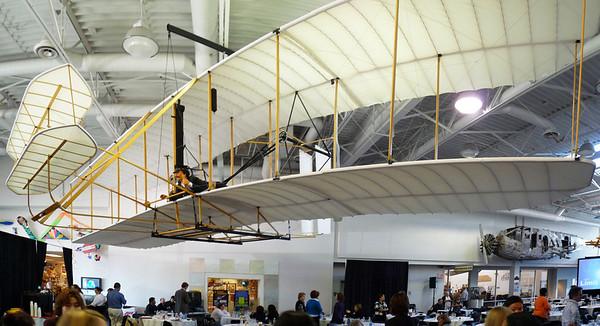 Hiller Aviation Museum - MPHS & PAMF Leadership Development Event, 11-13-2008