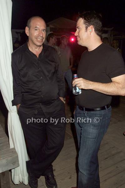 Ken Starr, David Sarner photo by Rob Rich © 2008 516-676-3939 robwayne1@aol.com