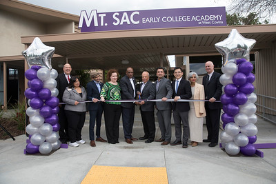 Mt. SAC Early College Academy (Ribbon Cutting)