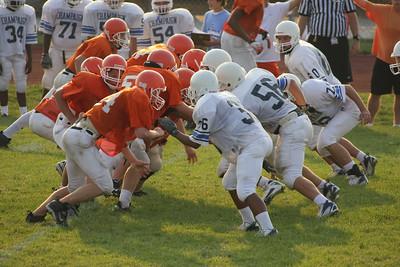 NCHS (freshmen) vs CHAMPAIGN CENTENNIAL 9/20/2007