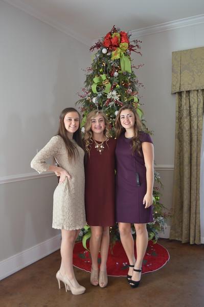 Mother & Daughter Tea Dec 6,  2015