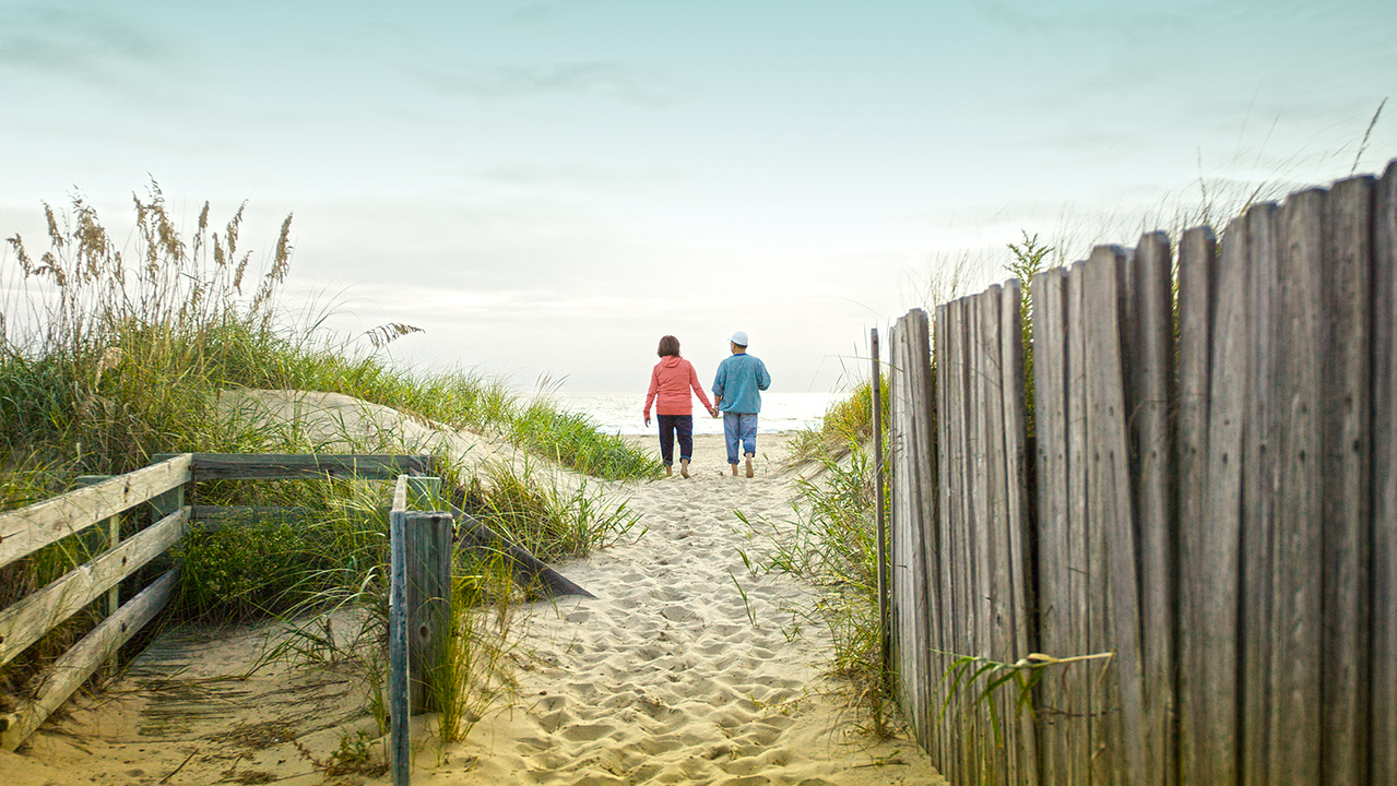 On a fall trip, Virginia Beach activities are filled with outdoor adventures.