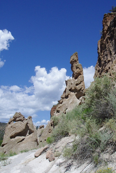 Bandelier National Monument - 2004