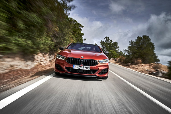 Photo Set - The new BMW M850i xDrive Coupe - Scenic Drive, Sintra _ Lissabon. (10_2018)