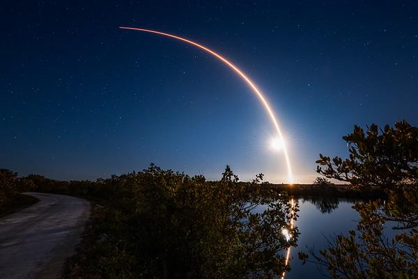 Falcon 9: Starlink mission [18th]