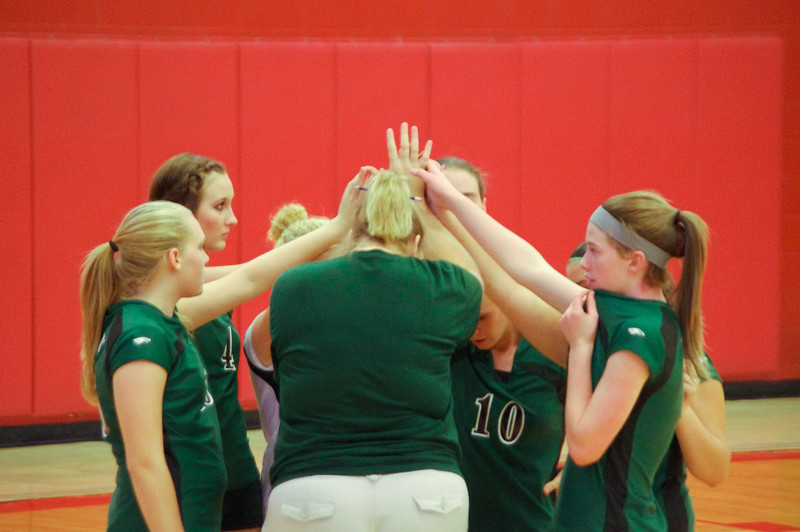 EHHS v HHS Volleyball