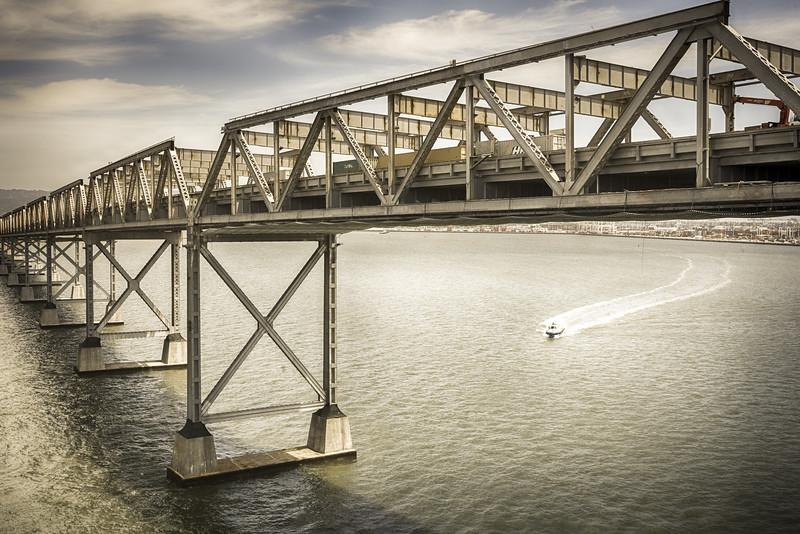 Bay Bridge - demolition