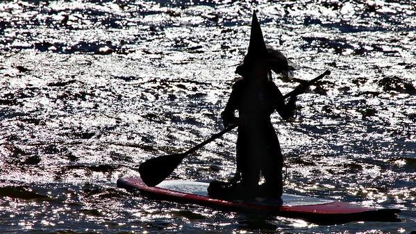 Witches Regatta Tempe Town Lake!