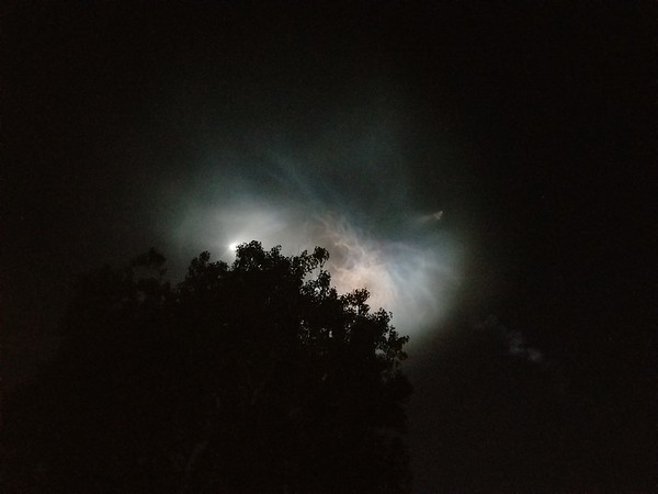 Oct SpaceX Rocket Launch