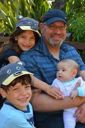 Oakland Zoo Birthday