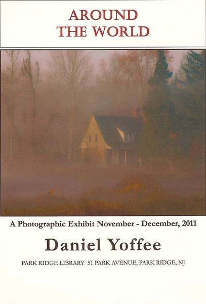 Park Ridge Library - Around the World - Nov-Dec 2011