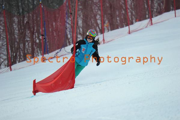 TSC Club Championships 2015- Snowboard
