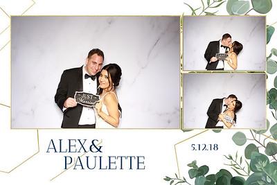 Alex and Paulette's Wedding