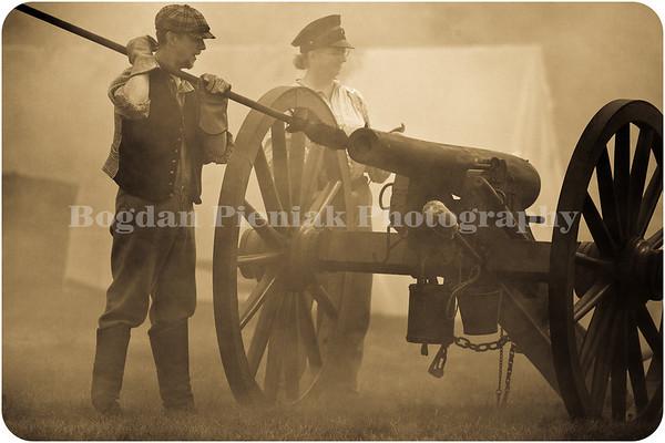Civil War Re enactment Broadview Hts Oh.