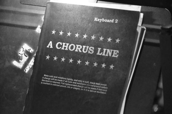 A Chorus Line: Pit Orchestra