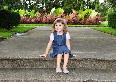 Angie Photo Shoot & 3rd Birthday