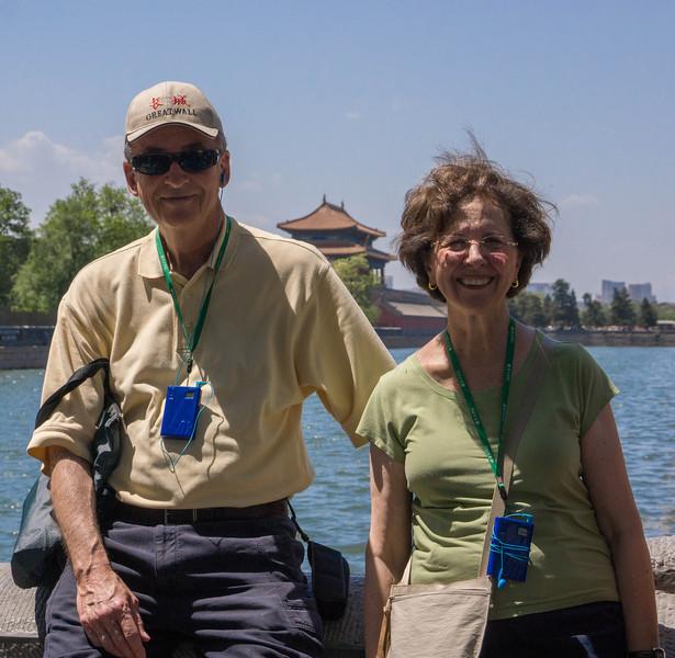 Bill and Marie Henneberry of Warren, New Jersey