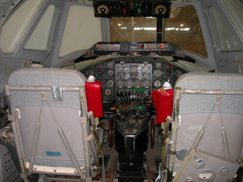 Viscount Flight Simulator