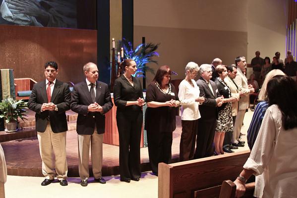 Parish Council Installation 2013 - Carol Witkowski