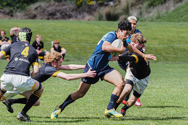 Aotea College v Wellington College - 19 September 2020