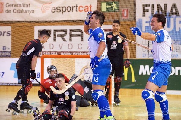 F4 WSE Cup Final: CE Lleida Llista Blava vs Hockey Sarzana