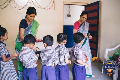 Guru Purnima 2016 - Sadhana School
