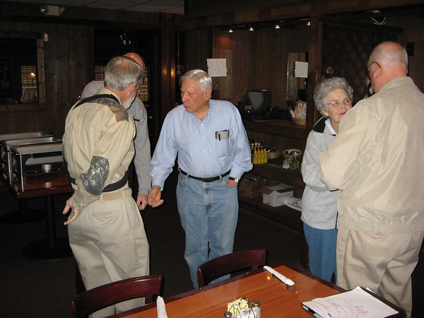 Kiwanis Club Meeting 2008_03_27