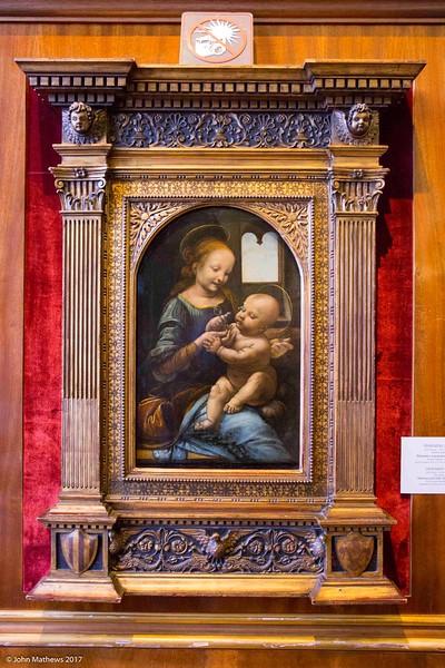 20160714 Leonardo Da Vinci Madonna and Child in The Hermitage Museum - St Petersburg 436 a NET.jpg