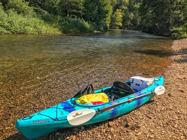 2017-09-06 Current River Float