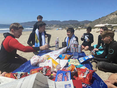 2021.03.27 Ryder Birthday Beach Party