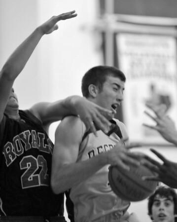Boys Varsity Basketball 2008