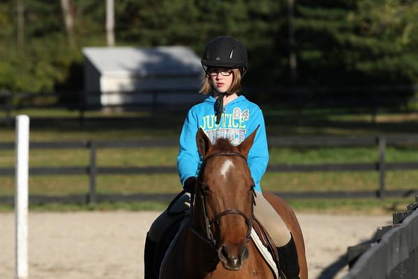 Iris Horse Riding