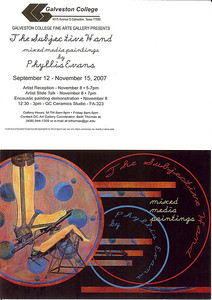 Phyllis Leverich Evans Art Exhibition - Galveston