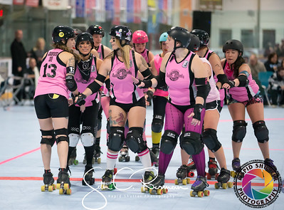 Pink vs Black Annual Charity Bout-2014