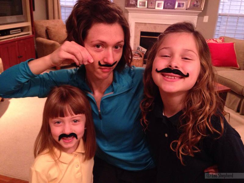 """""""Mustache Day"""""""