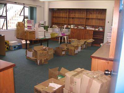 Jalsa Preparation, May 4, 2006