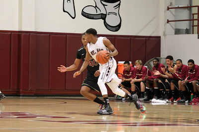PCC Mens Basketball 1/15 at Mt SAC