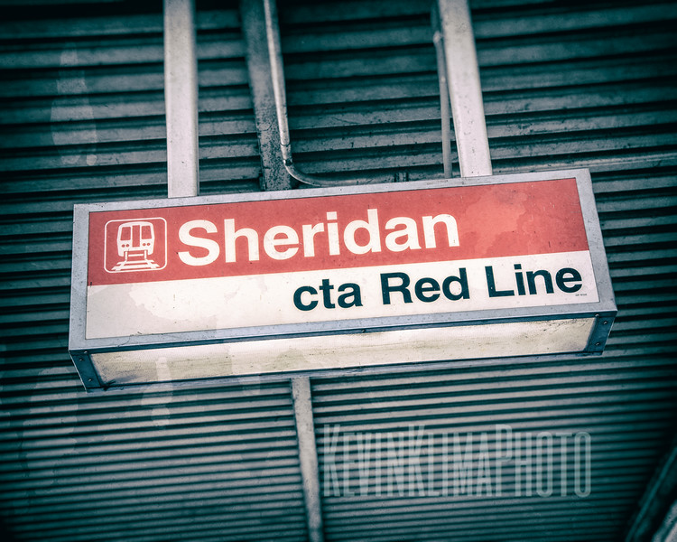 Sheridan - CTA Red Line