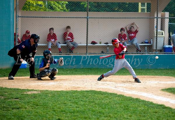 Matt Ryans baseball game June 2008
