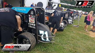 Bloomington Speedway - Indiana Midget Week - 6/3/16 - Dave J Biro III (DB3 Imaging)