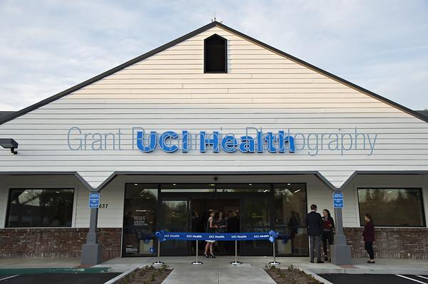 UCI Health Yorba Linda Ribbon Cutting