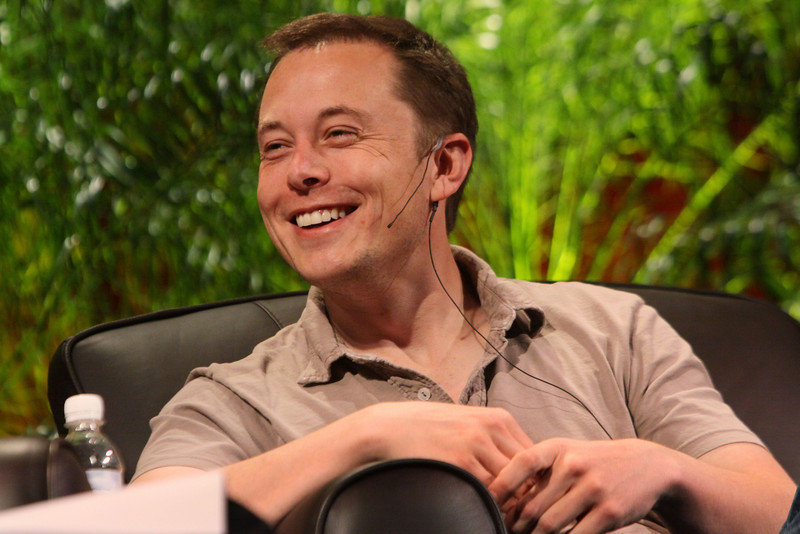 """""""Blast Off! From Launching Private Rockets to the Next Electric Cars"""": Elon Musk, CEO of SpaceX and Tesla Motors"""