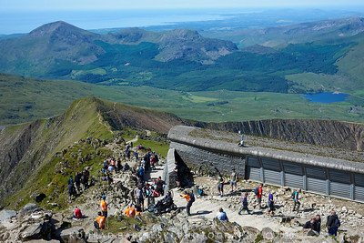 BACK UP SNOWDON PUSH 2019