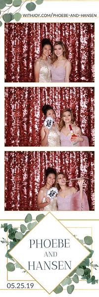 Phoebe and Hansen's Wedding