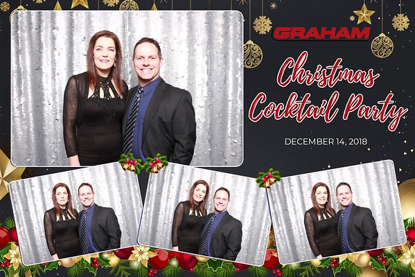 Graham Construction's Holiday Party